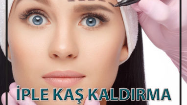 İPLE KAŞ KALDIRMA